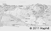 Silver Style Panoramic Map of Kyaukme