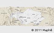 Classic Style Panoramic Map of Lai-Hka