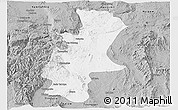 Gray Panoramic Map of Lawksawk