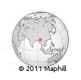 Outline Map of Mabein