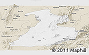 Classic Style Panoramic Map of Mabein