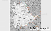 Gray Map of Shan