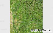 Satellite Map of Shan