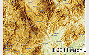 Physical Map of Mong Hpayak
