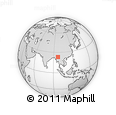 Outline Map of Mong Mit