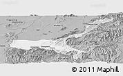 Gray Panoramic Map of Mong Mit