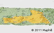 Savanna Style Panoramic Map of Mong Nai