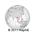 Outline Map of Mong Ping