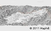 Gray Panoramic Map of Mong Yawng
