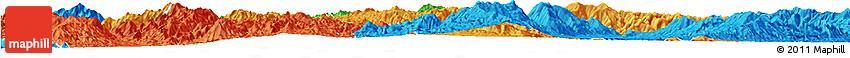 Political Horizon Map of Mongkhak