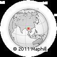 Outline Map of Mongkhak