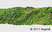 Satellite Panoramic Map of Namhkan