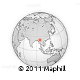 Outline Map of Namhsan