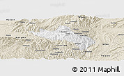 Classic Style Panoramic Map of Namhsan
