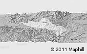 Gray Panoramic Map of Namhsan