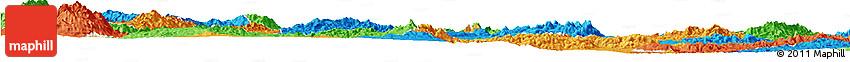 Political Horizon Map of Namsang