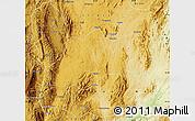 Physical Map of Namsang
