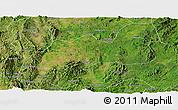 Satellite Panoramic Map of Namsang