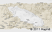 Classic Style Panoramic Map of Nawnghkio