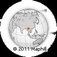 Outline Map of Pang-Yang