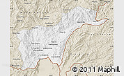 Classic Style Map of Tachilek