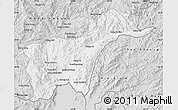Silver Style Map of Tachilek