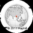 Outline Map of Ye-Ngan