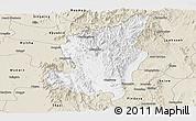 Classic Style Panoramic Map of Ye-Ngan