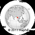 Outline Map of Hlegu