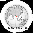 Outline Map of Htantabin
