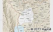 Classic Style Map of Bubanza