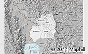 Gray Map of Bubanza