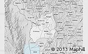 Silver Style Map of Bubanza