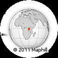 Outline Map of Gisagara