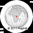 Outline Map of Mugina