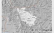 Gray Map of Kayanza