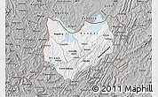 Gray Map of Kirundo