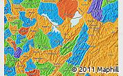 Political Map of Kirundo