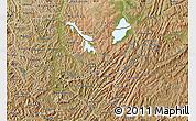 Satellite Map of Kirundo