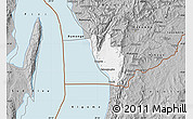 Gray Map of Nyanza Lac