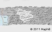 Gray Panoramic Map of Muramviya