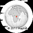 Outline Map of Mwakiro