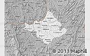 Gray Map of Ngozi