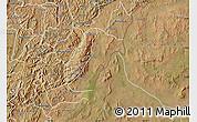 Satellite Map of Giharo