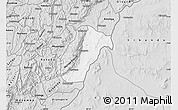 Silver Style Map of Giharo