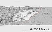 Gray Panoramic Map of Rutana