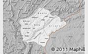 Gray Map of Ruyigi