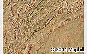 Satellite Map of Ruyigi