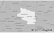 Gray 3D Map of Preah Net Preah