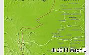 Physical Map of Serey Sophorn